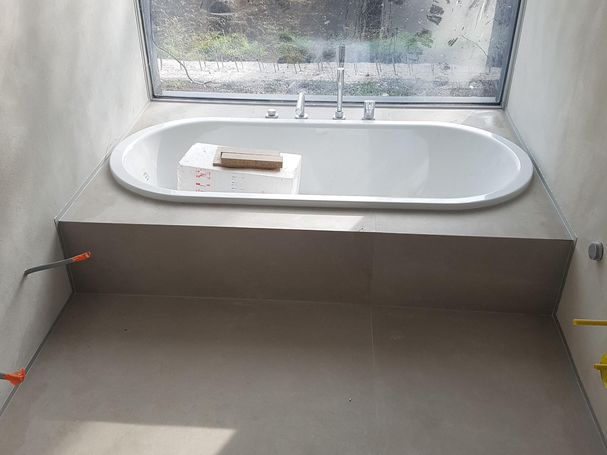 Realizácia modernej kúpeľne