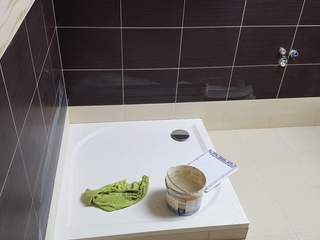 Realizácia kúpeľne s rohovou vanickou