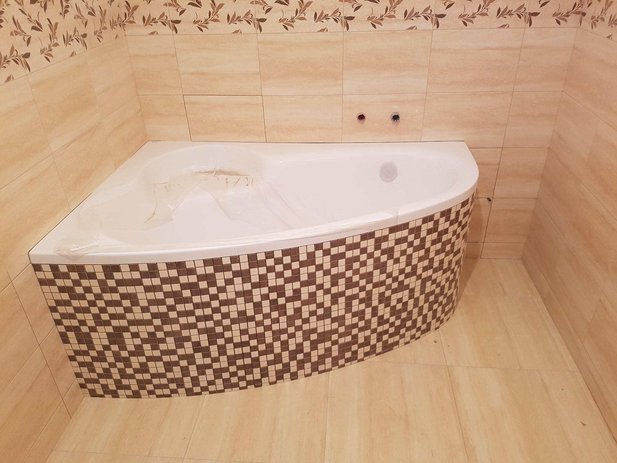 Realizácia dvoch kúpelien s WC