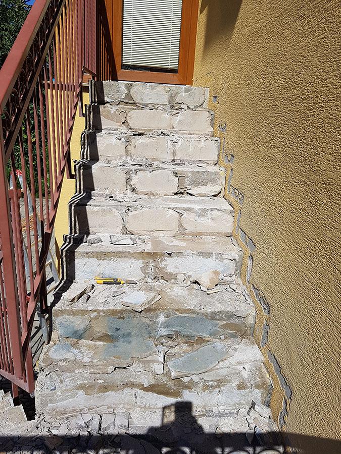 renovácia schodov 3