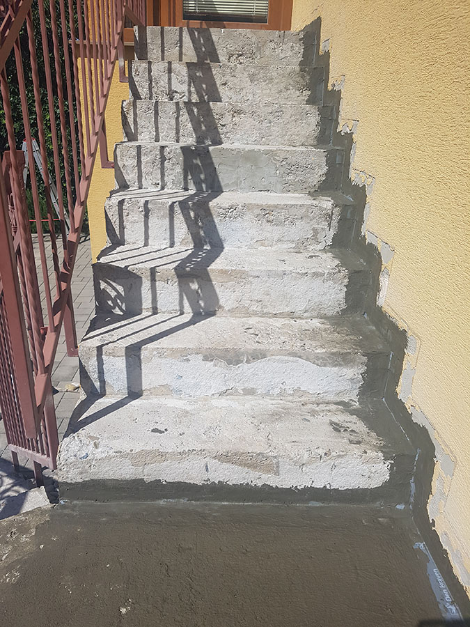renovácia schodov 4